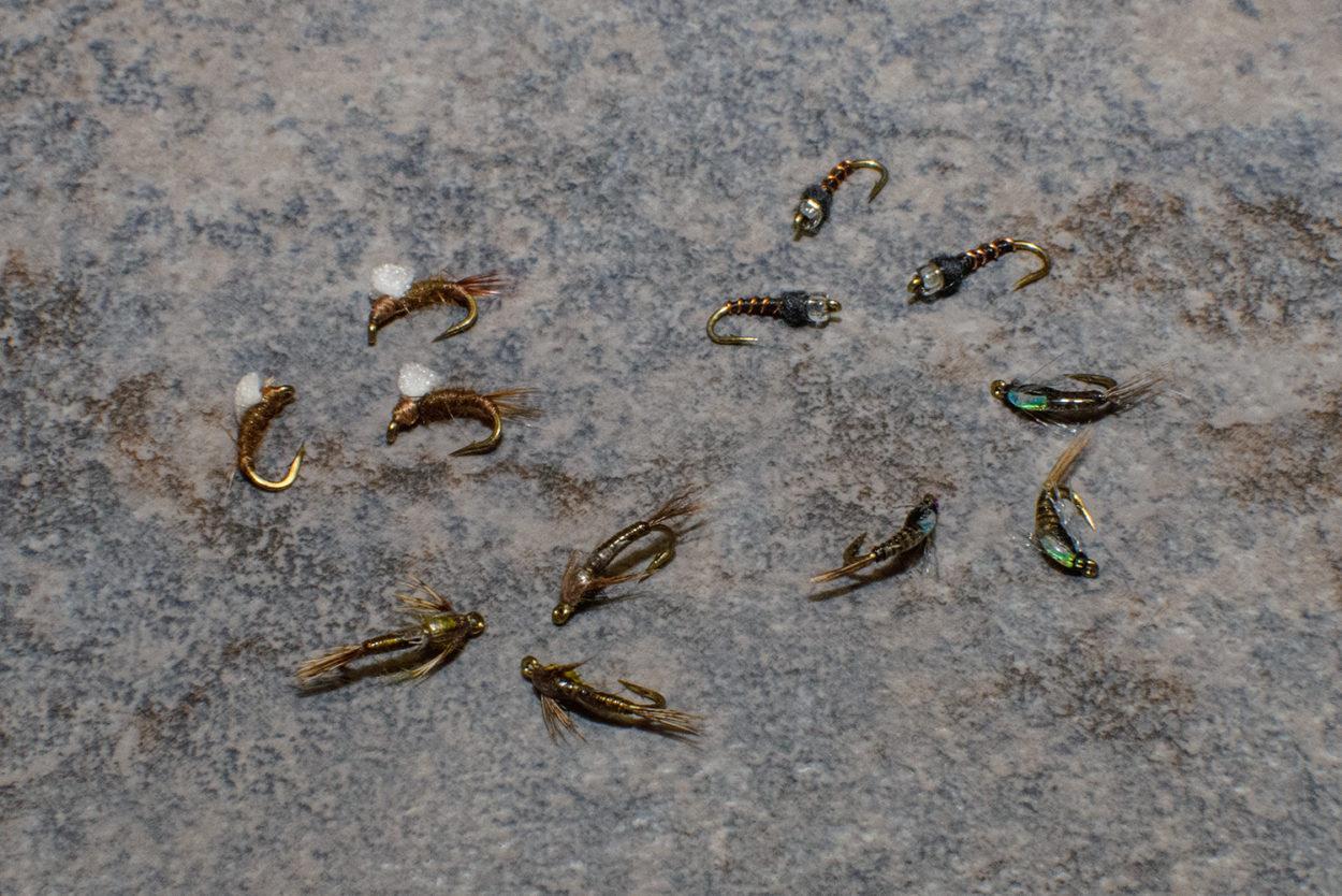 South Platte Mini Fly Assortment