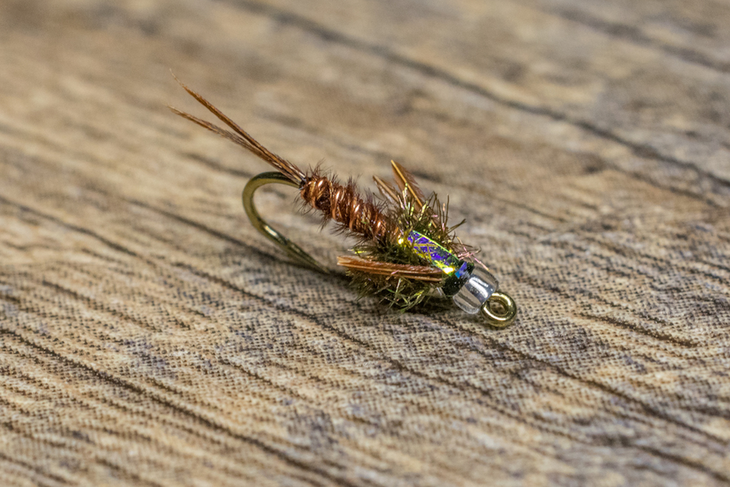 Mercury FB Pheasant Tail