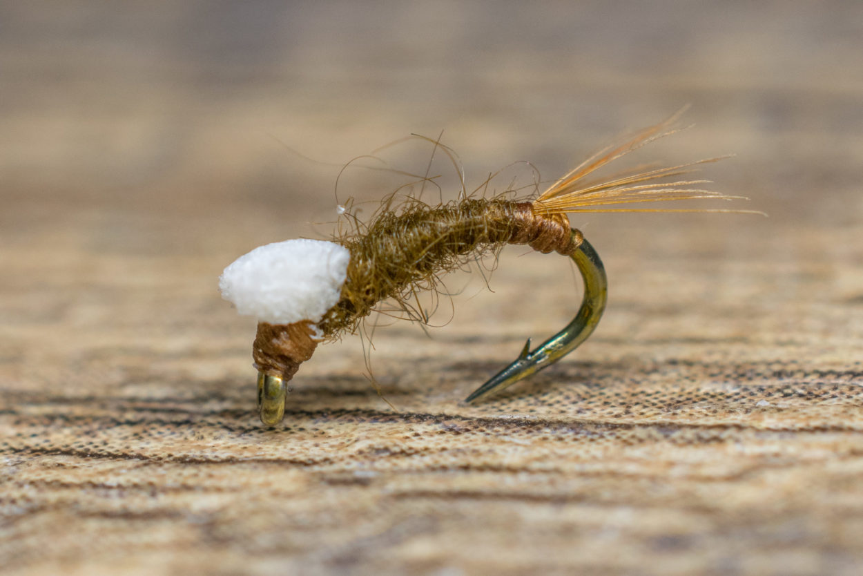 Foam Wing Emerger