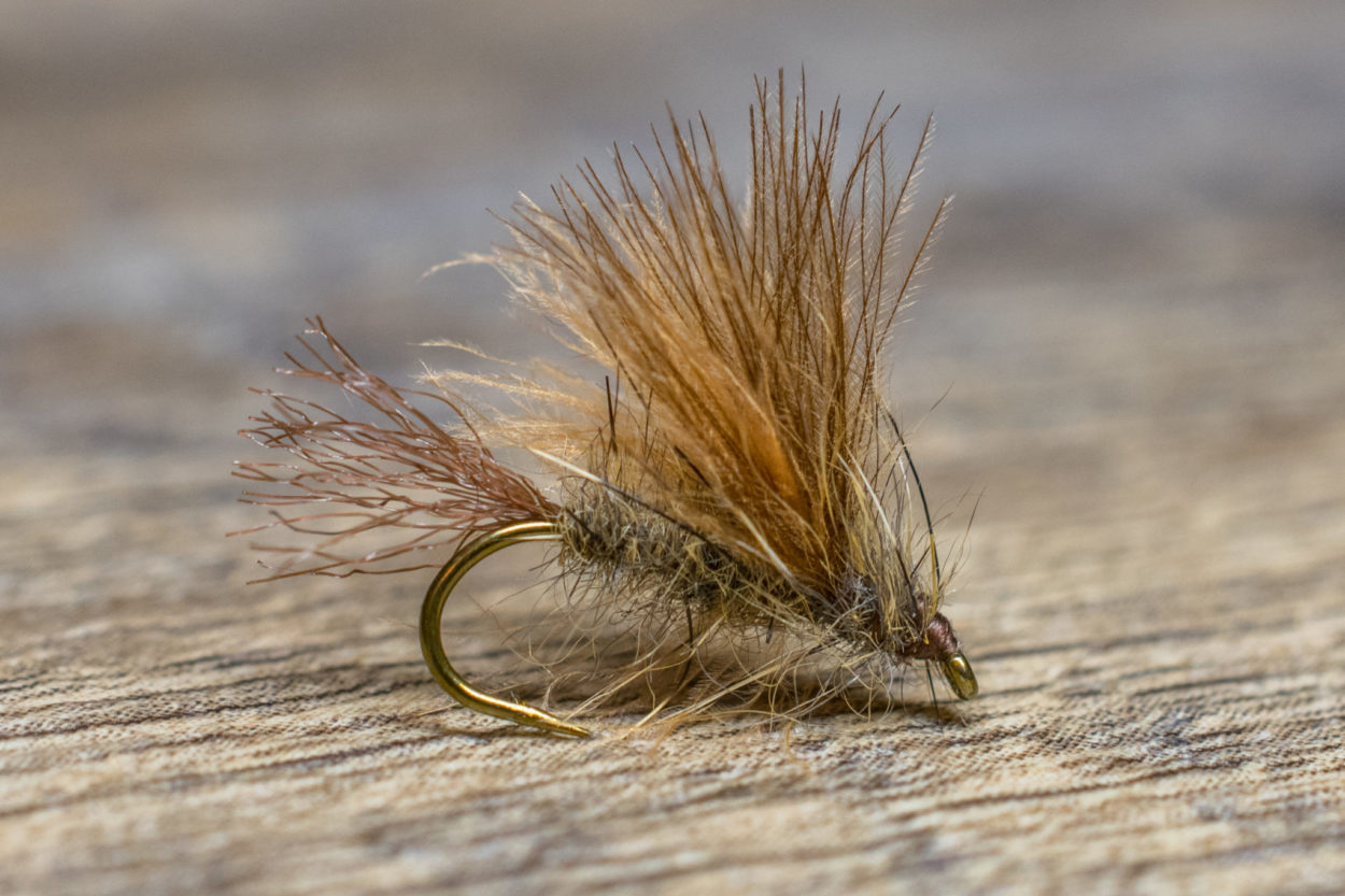 CDC Caddis Emerger