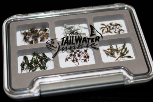 Tailwater Junkie Fly Assortments